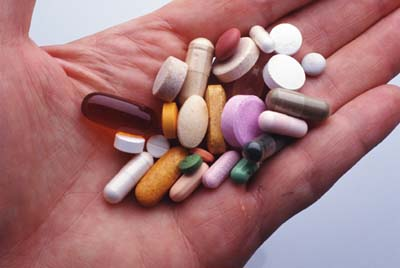 vitamins and supplements