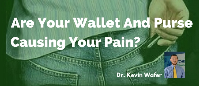 wallet back pain