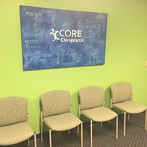 core reception 2